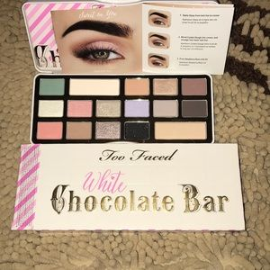 Too faced white chocolate bar limited edition